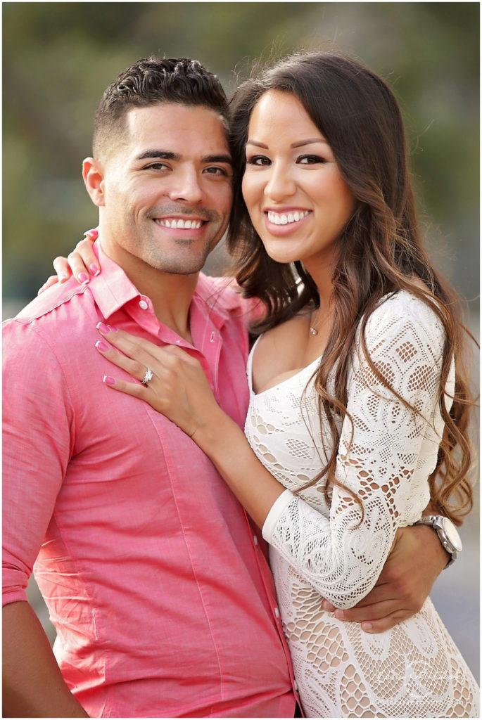 Solana Beach Engagement elopement