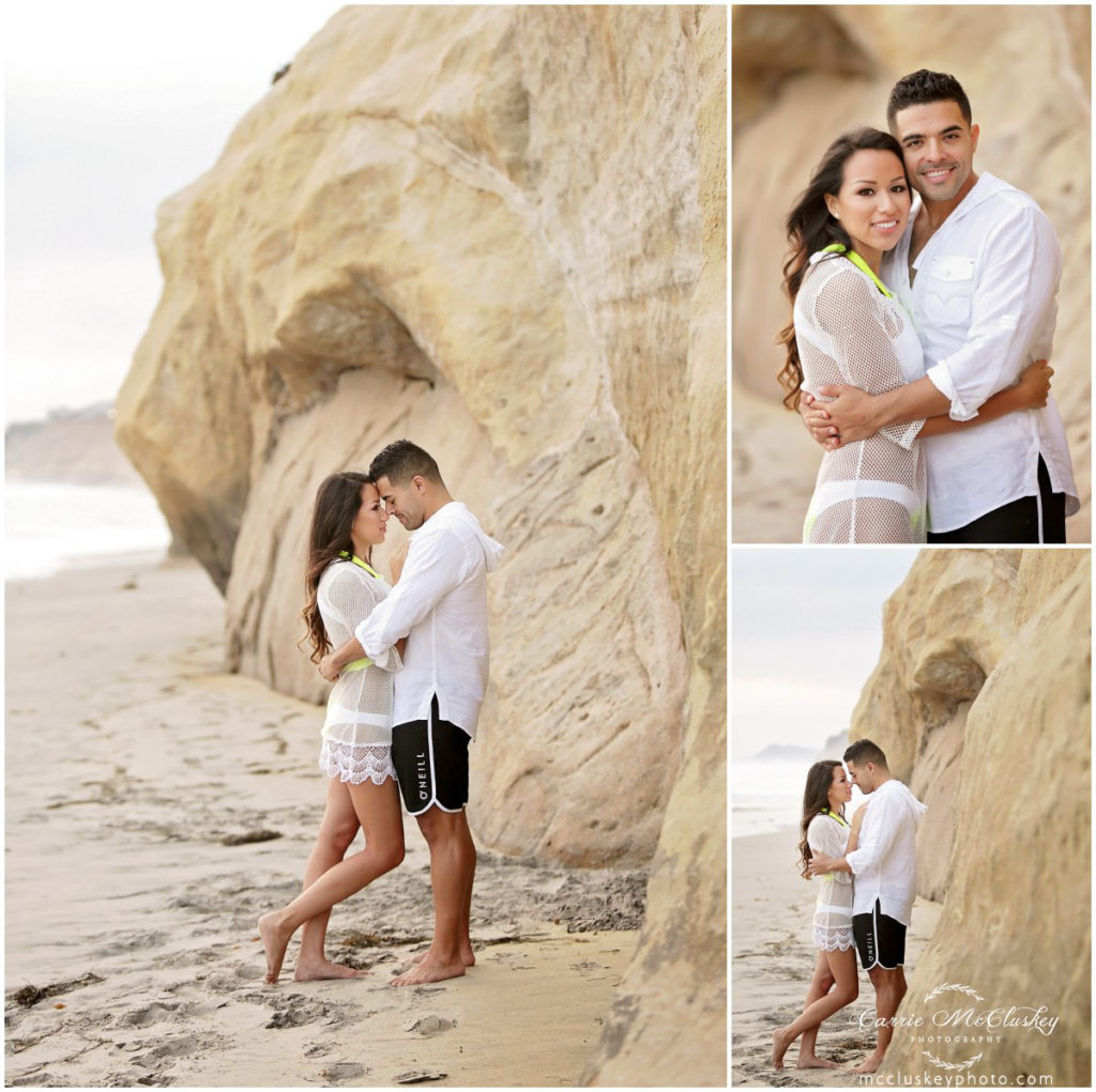 Solana Beach Engagement Photography