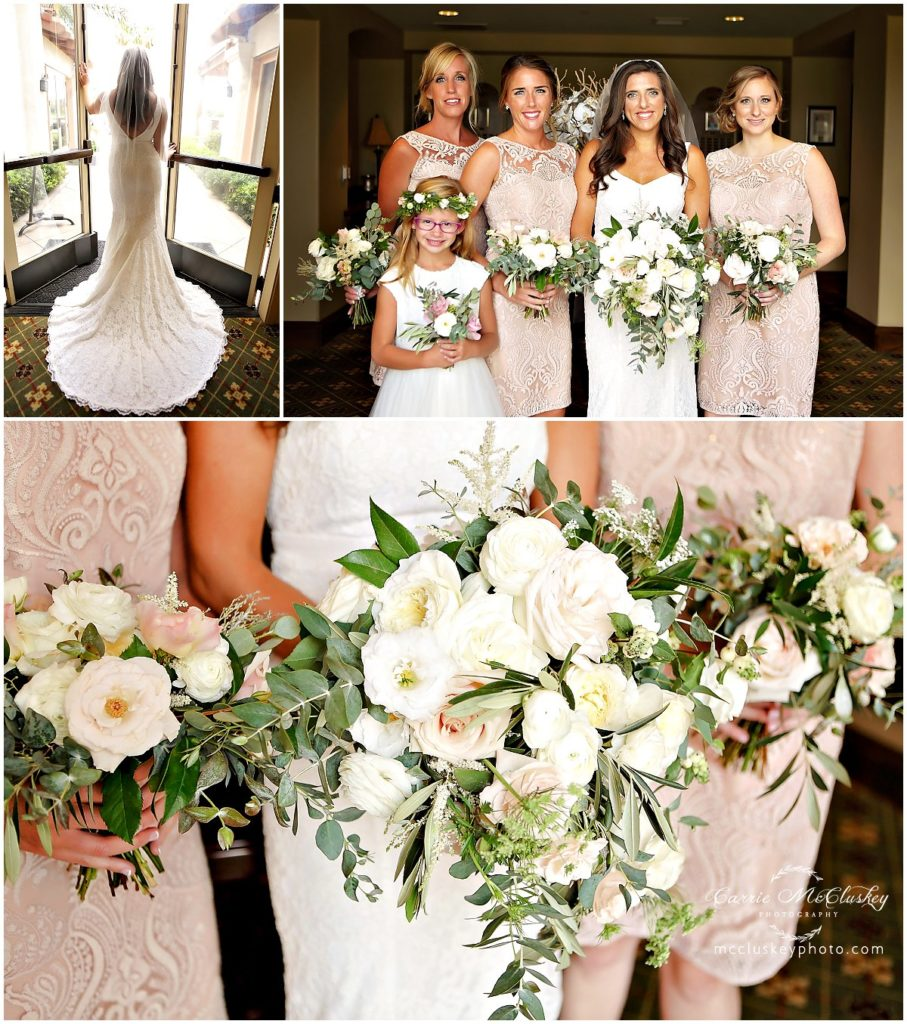Fairbanks Ranch Wedding Flowers