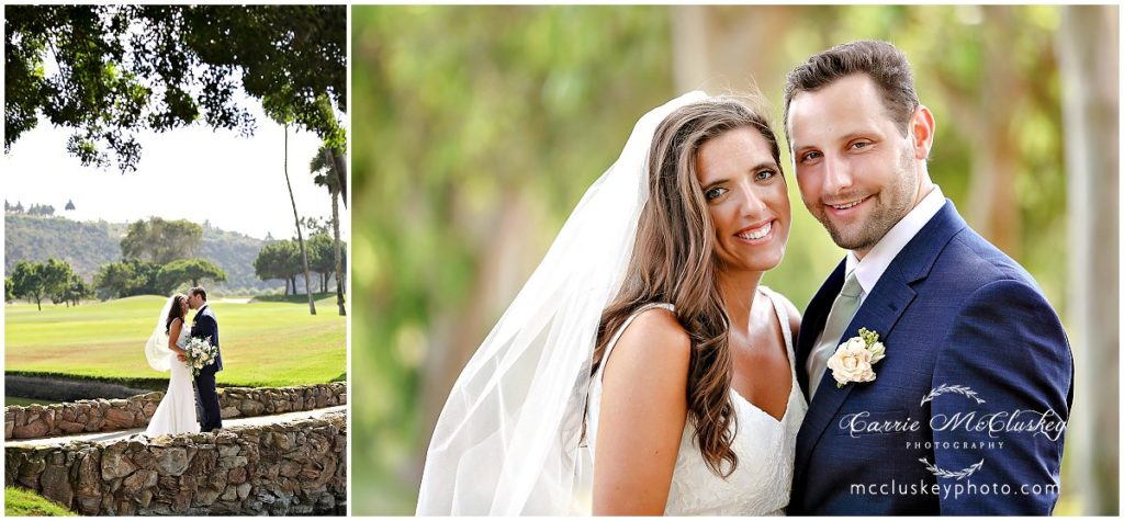 Fairbanks Ranch Country Club Wedding Day