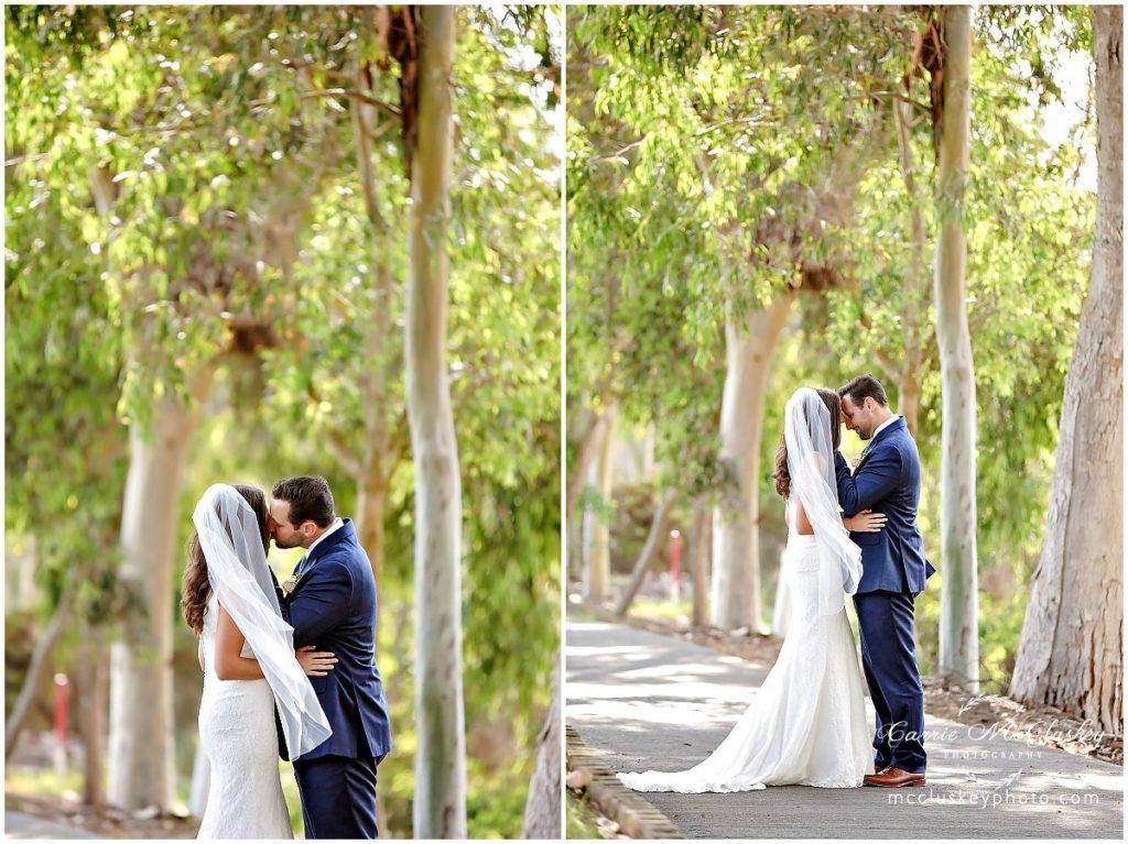 Rancho Santa Fe Bride and Groom