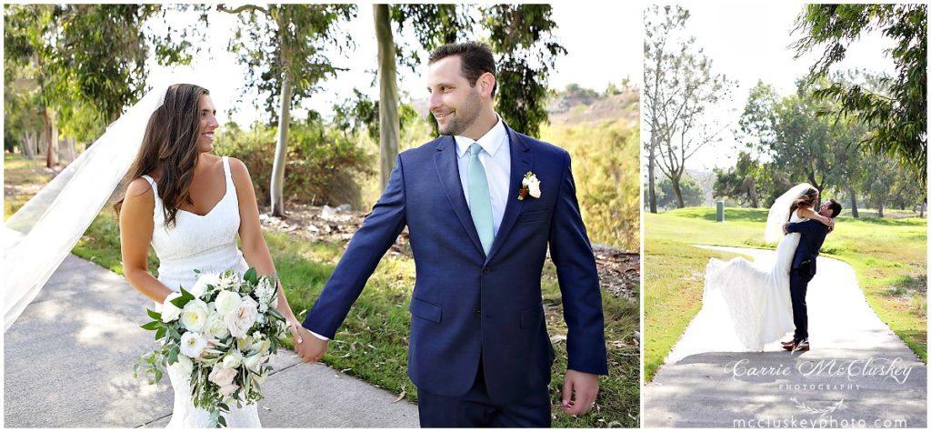 Fairbanks Ranch Couple Wedding Photography