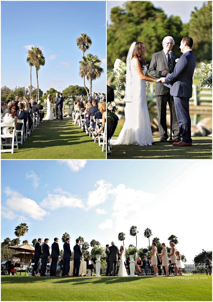 Fairbanks Ranch Country Club Wedding Vows