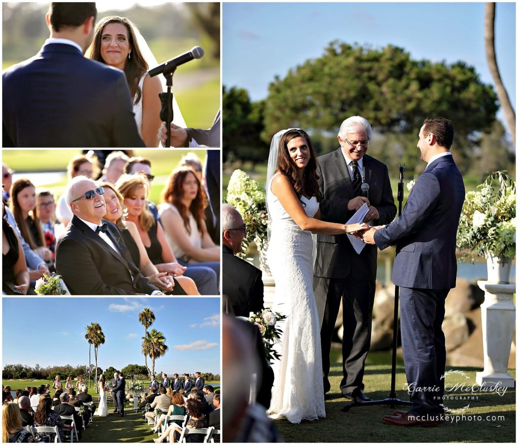 Fairbanks Ranch Country Club Vows from the Heart