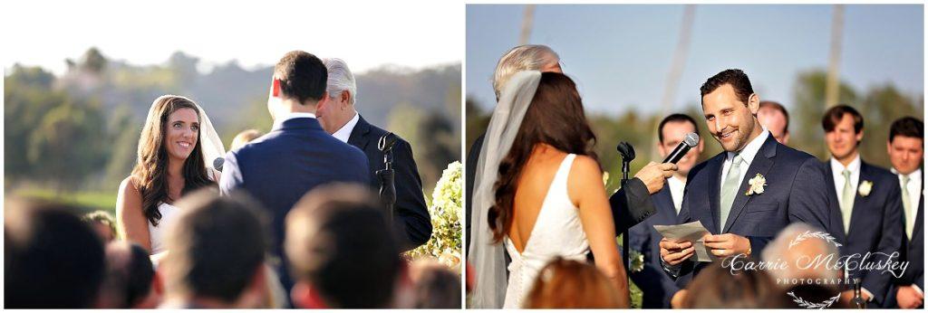 Fairbanks Ranch Wedding Vows